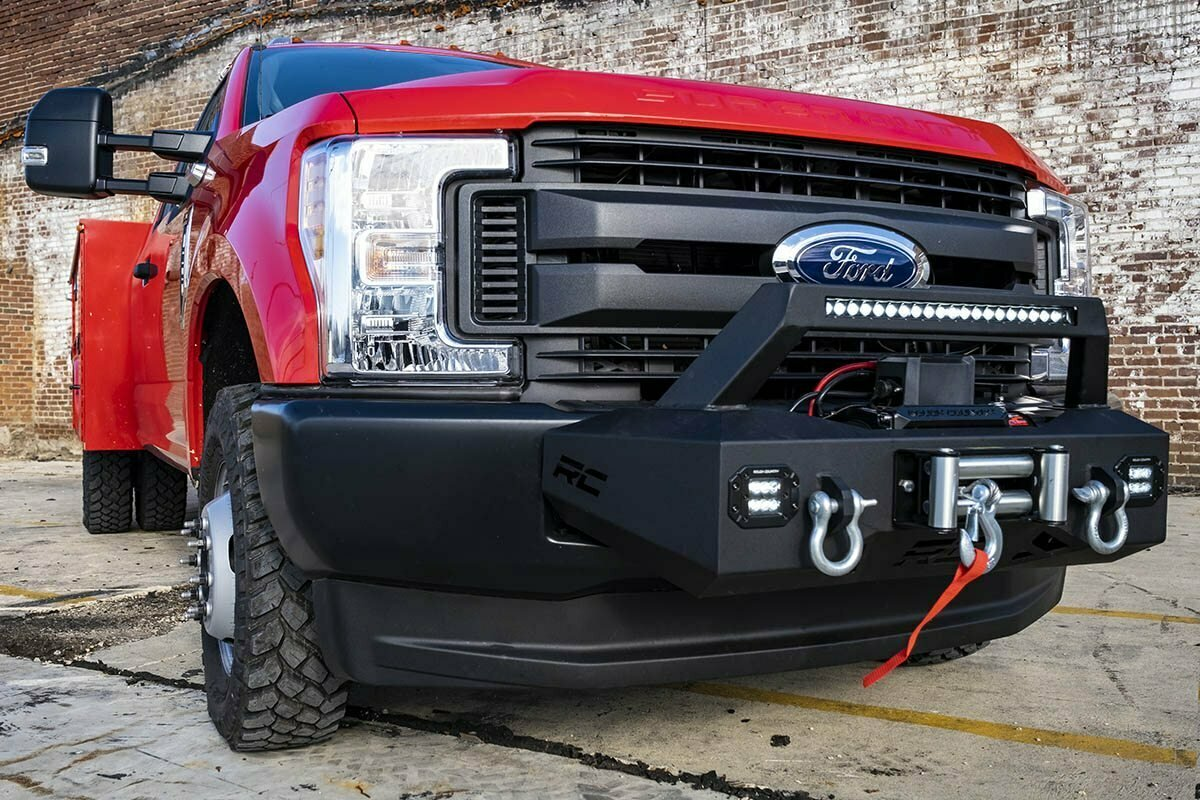 EXO Winch Mount System (17-20 Ford F-250 / F-350)
