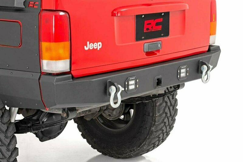 Jeep Rear LED Bumper (84-01 Cherokee XJ)