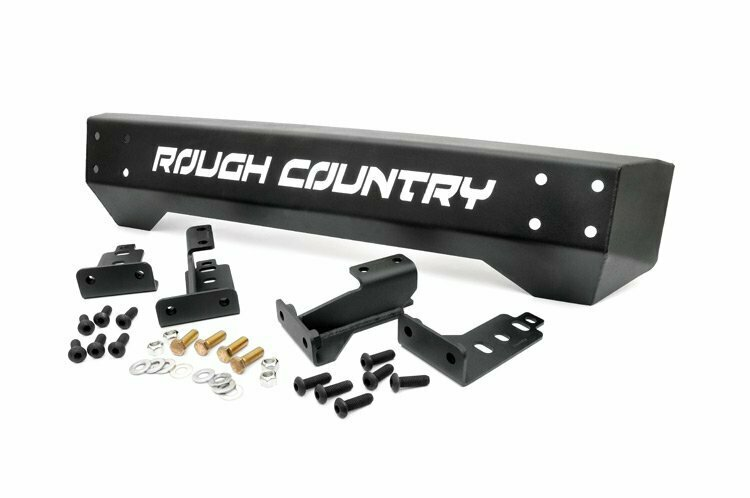 Jeep Stubby Front Bumper