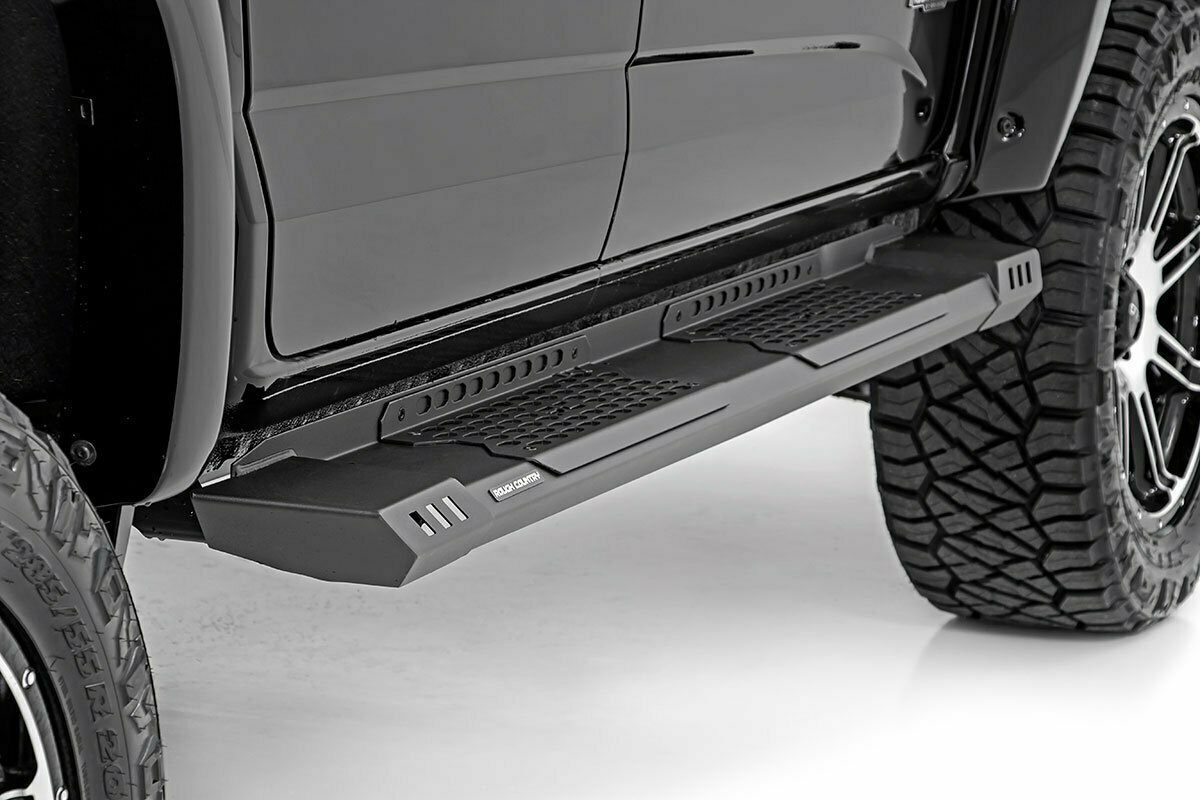 Chevy HD2 Running Boards (15-20 Colorado/Canyon | Crew Cab)