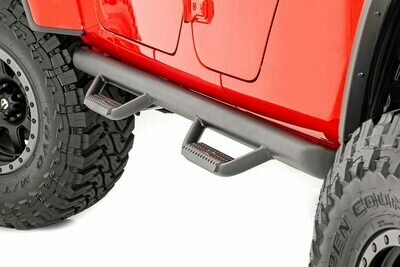 Jeep Wheel to Wheel Nerf Steps (2020 Gladiator JT)