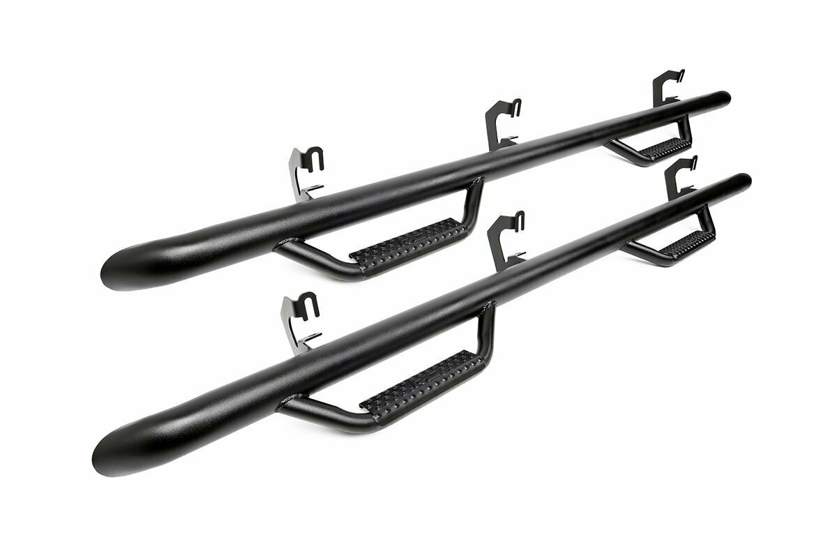 """GM Wheel to Wheel Nerf Steps (92-00 Chevy/GMC 2500/3500 Crew Cab 