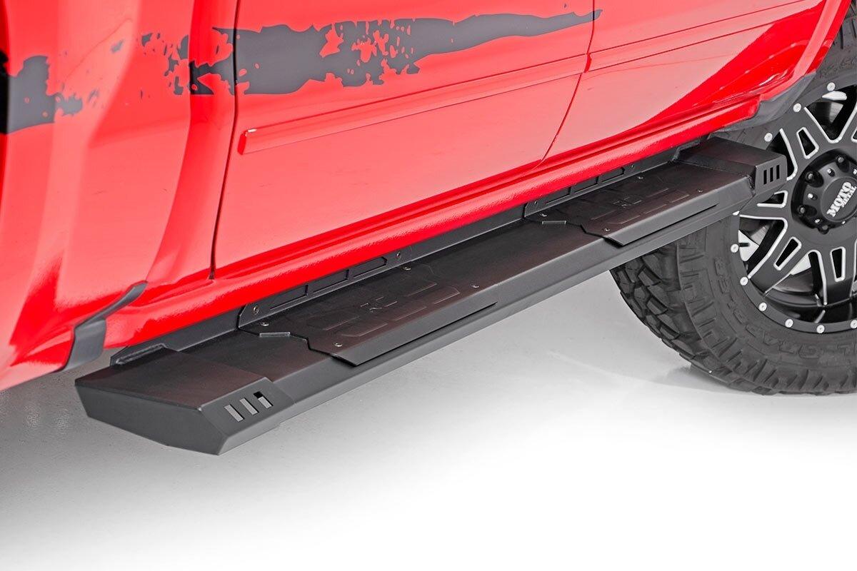 Dodge HD2 Running Boards (09-18 Ram 1500   Quad Cab)
