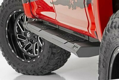 Nissan HD2 Running Boards (04-20 Titan | Crew Cab)