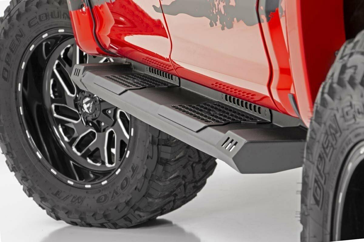 Dodge HD2 Running Boards (02-08 Ram 1500 | Quad Cab)