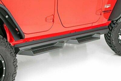 Jeep DS2 Drop Steps (07-18 Wrangler Unlimited JK | 4-Door)
