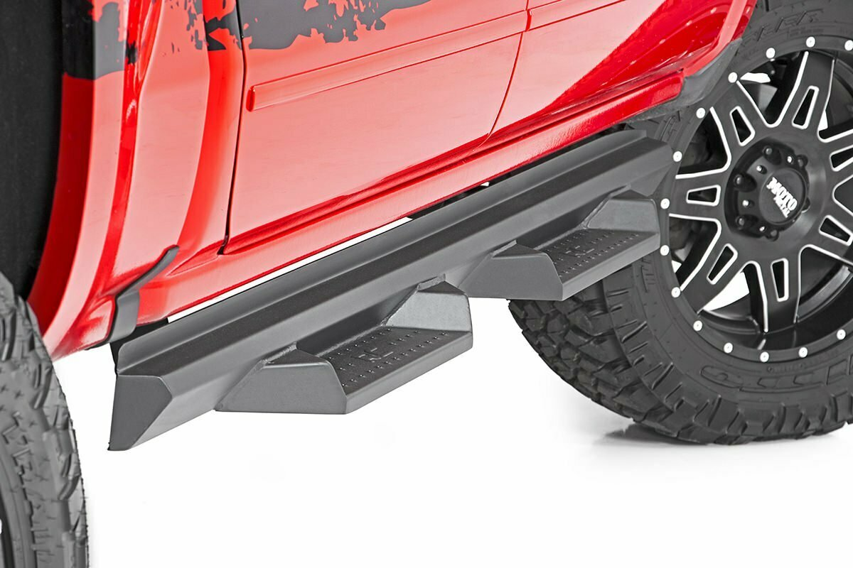 Toyota DS2 Drop Steps (05-20 Tacoma | Double Cab)