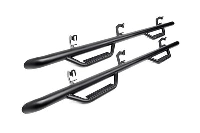 Ford Cab Length Nerf Steps (99-16 F-250/350 Crew Cab)