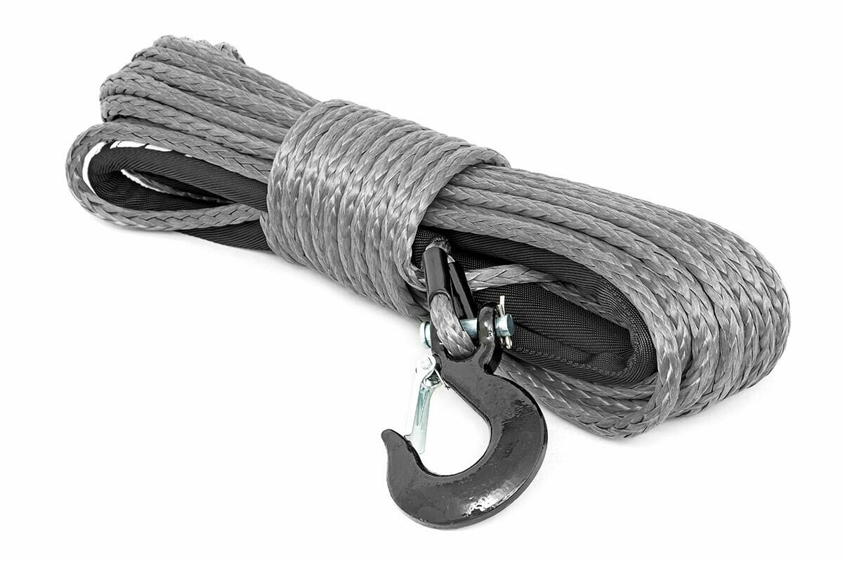 Synthetic Rope - Grey