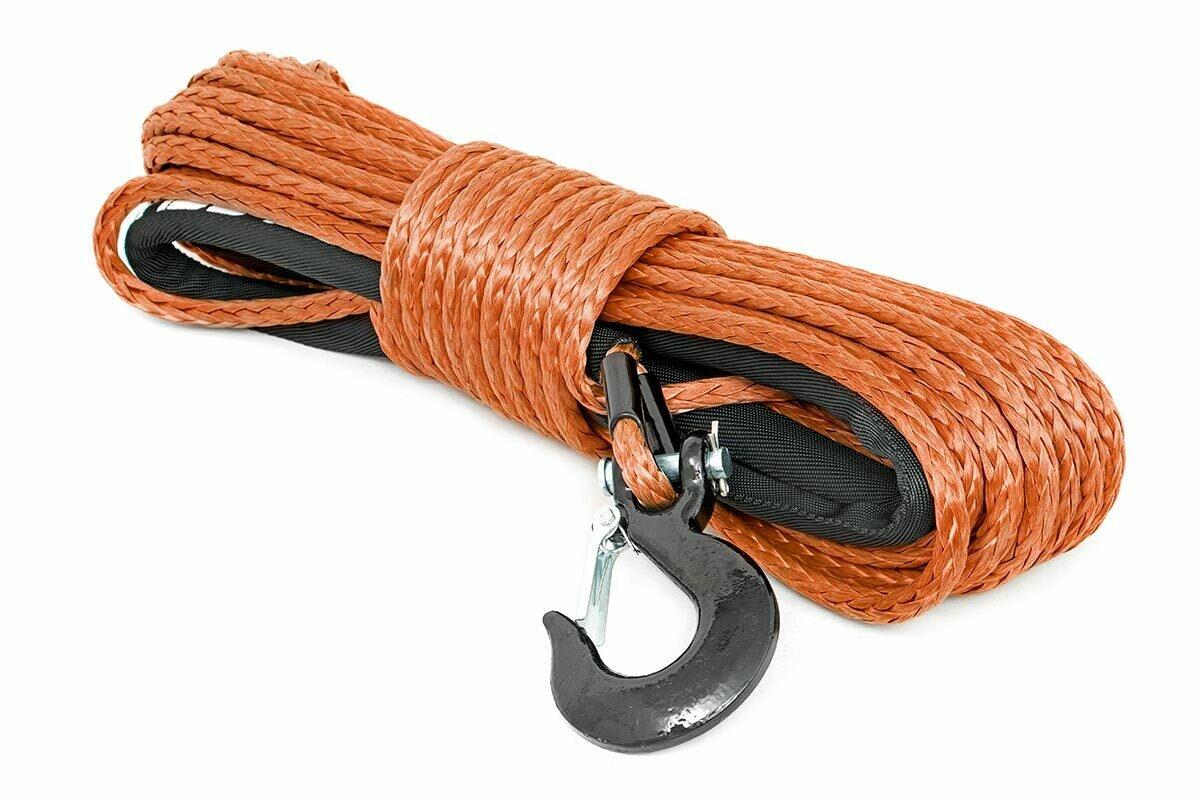 Synthetic Rope - Orange