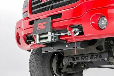 GM Hidden Winch Mounting Plate (99-06 1500 PU)