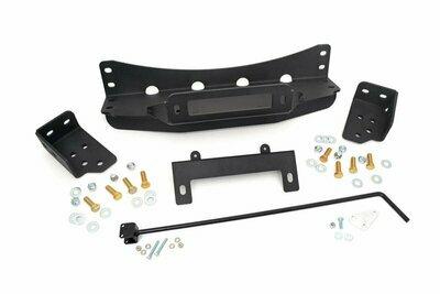 GM Hidden Winch Mounting Plate (07-13 Silverado/Sierra 1500 PU)