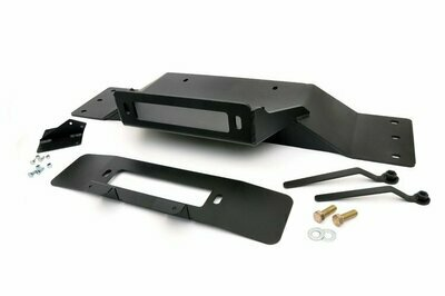 Ford Hidden Winch Mounting Plate (09-14 F-150)