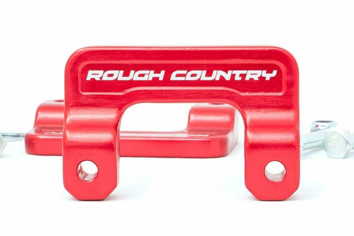 2in GM Leveling Lift Kit | Red Billet Aluminum (07-20 SUV / 07-18 1500)