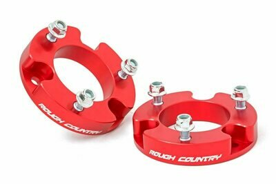 2in Toyota Leveling Lift Kit (05-20 Tacoma   Red)