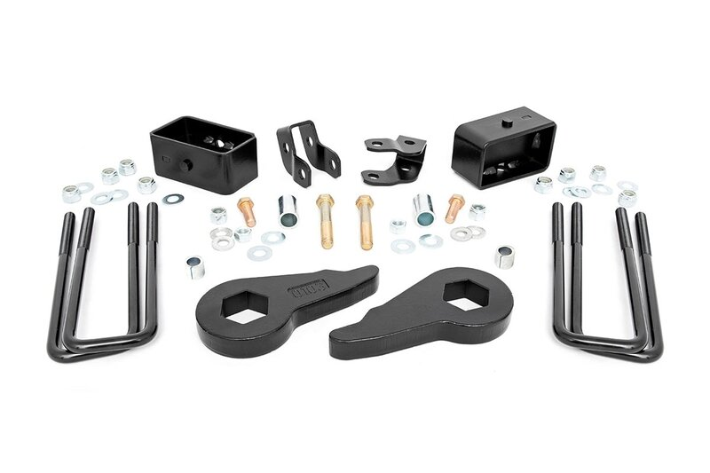 1.5 - 2.5in GM Leveling Lift Kit | No Shocks (99-06 1500 PU 4WD)