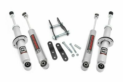 2.5in Toyota Suspension Lift Kit | Lifted N3 Struts (95.5-04 Tacoma)