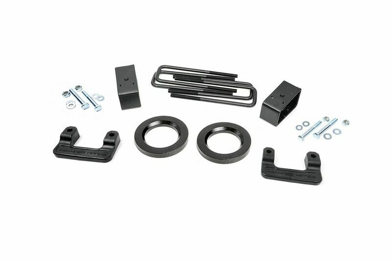 2.5in GM Leveling Lift Kit (16-18 1500 PU | Stamped Steel)