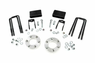 2in Nissan Leveling Lift Kit (16-20 Titan XD 2WD/4WD)