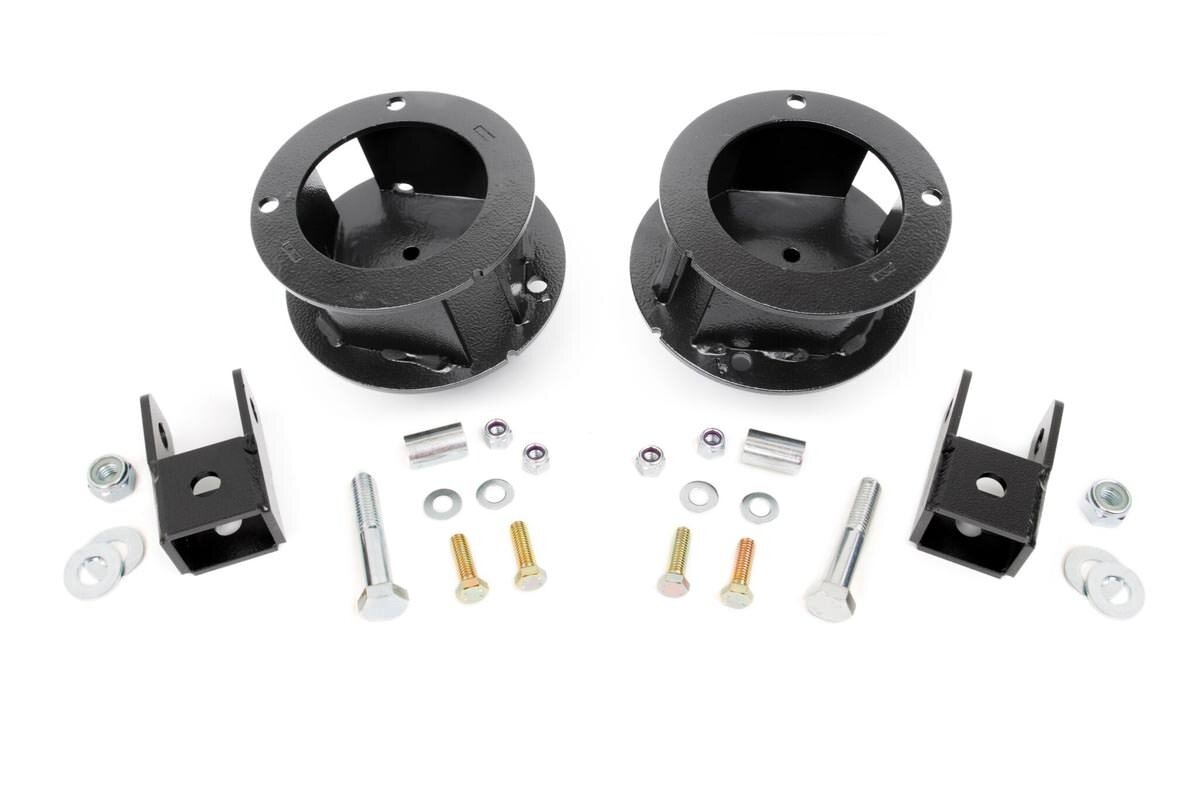 2.5in Dodge Leveling Coil Spacers (14-20 Ram 2500 | 13-20 Ram 3500 4WD)