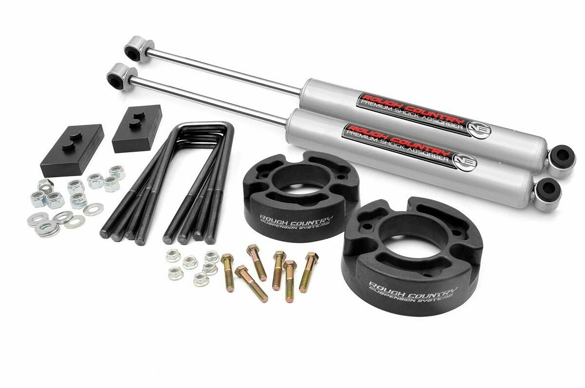 2.5in Ford Leveling Lift Kit (04-08 F-150)