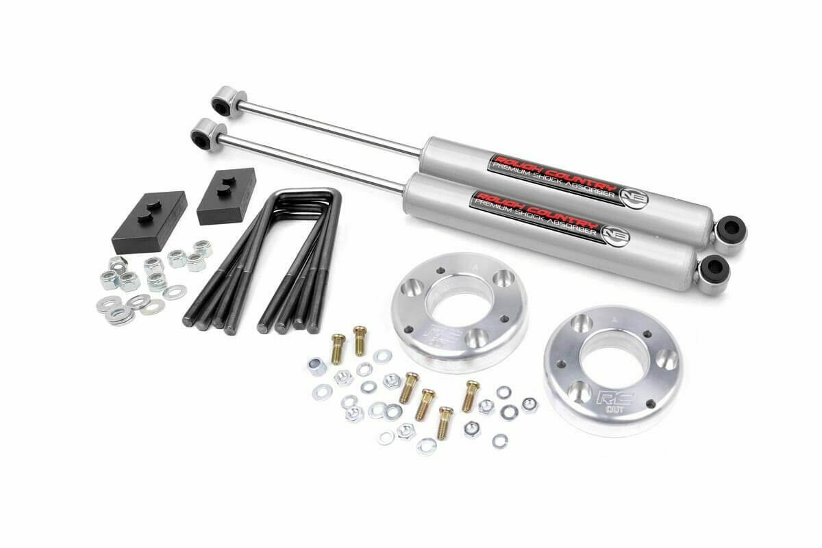 2in Ford Leveling Lift Kit (14-20 F-150)