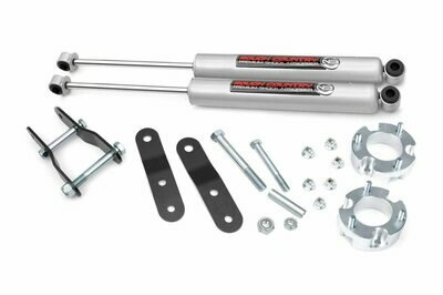 2.5in Toyota Suspension Lift Kit
