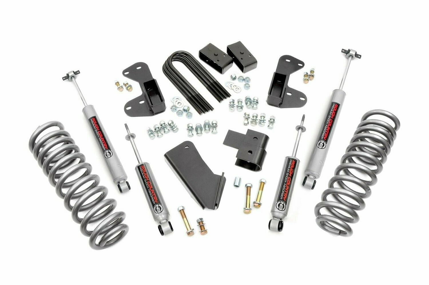 2.5in Ford Suspension Lift Kit (1980-1996 F-150 2WD)
