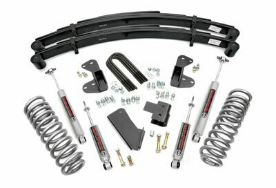 2.5in Ford Suspension Lift System (1980-1996 F-150 4WD)