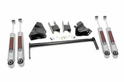 2in Ford Leveling Lift Kit w/N3 Shocks (99-04 F-250)