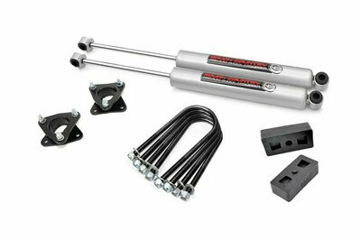 2.5in Dodge Leveling Lift Kit (2005-2010 Dodge Dakota 2WD)
