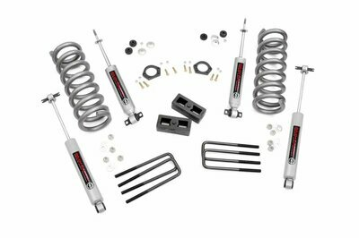 2in GM Suspension Lift Kit (1988-1998 K1500 5 lug only)