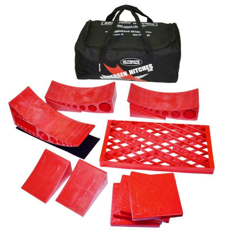 Ultimate Trailer Gear duffel bag (duffel bag with 13-pc Kit for dual axle RV's & Trailers)