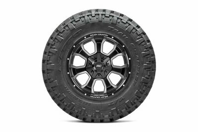 Nitto 35x12.50R20 Trail Grappler w/ Rough Country Series 93 20x10 Combo (8x170)