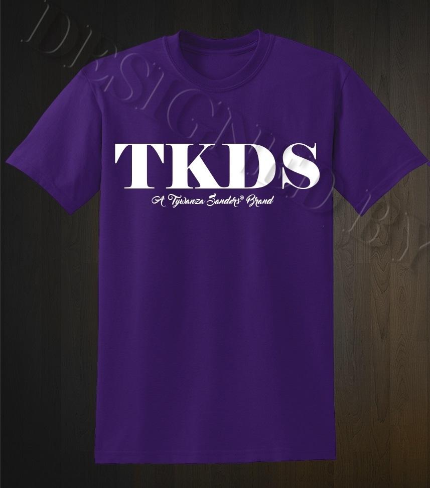 TKDS Signature T-shirt