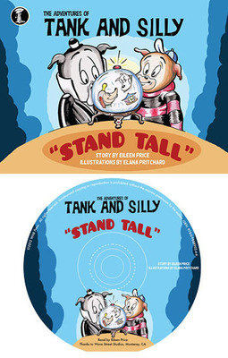 Book & CD: Tank and Silly Stand Tall
