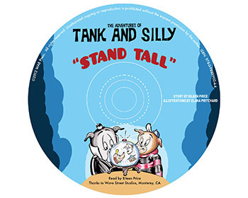 CD: Tank and Silly Stand Tall