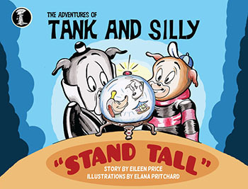 Book: Tank and Silly Stand Tall