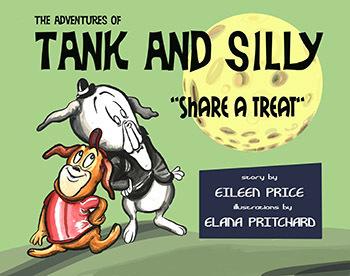 Book: Tank and Silly Share a Treat