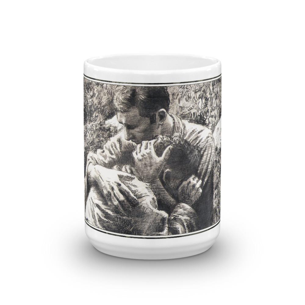 """Comfort"" 15oz Mug | Free Shipping Worldwide"