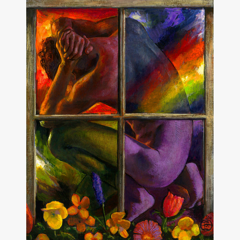 """Otherside"" Original Painting"