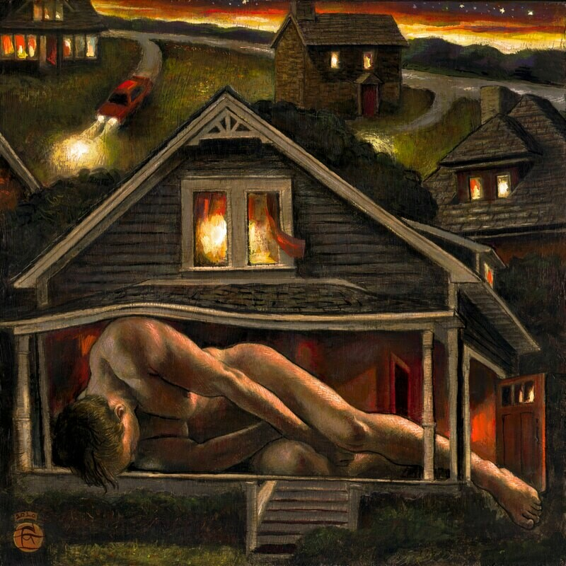 """""""Housebound"""" Limited Edition Print"""