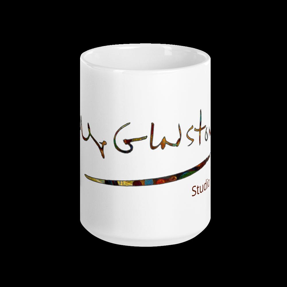 Philip Gladstone Studio 15oz Ceramic Mug | Free Shipping Worldwide