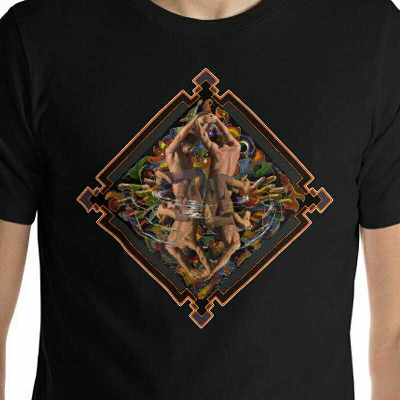 """""""Night Conjurer"""" Unisex T-Shirt 