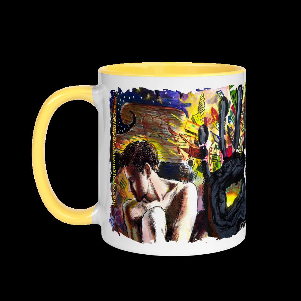 """A Doodled Dream"" 11oz Ceramic Mug | Free Shipping Worldwide"