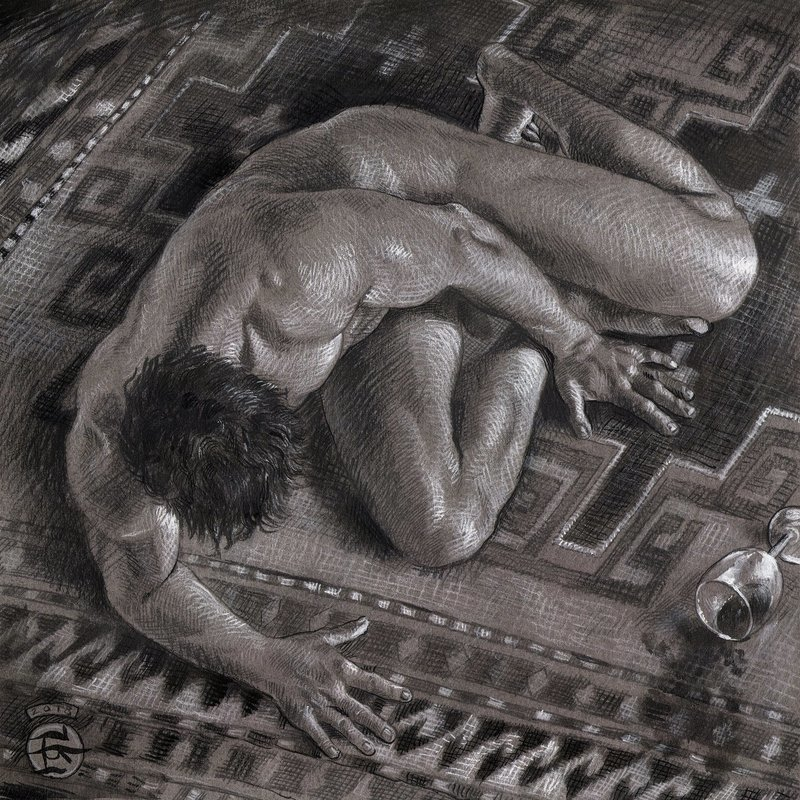 """""""Fallen"""" Limited Edition Print"""