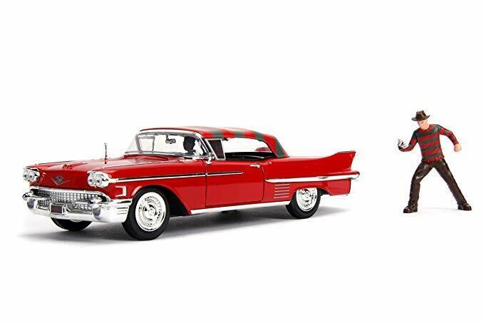 1958 Freddy Krueger Cadillac Series  62