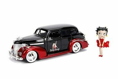 1939 Betty Boop Chevy Master Deluxe