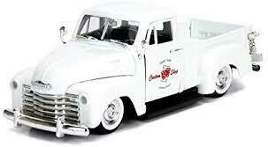 1953 Chevy Pick Up Pearl White