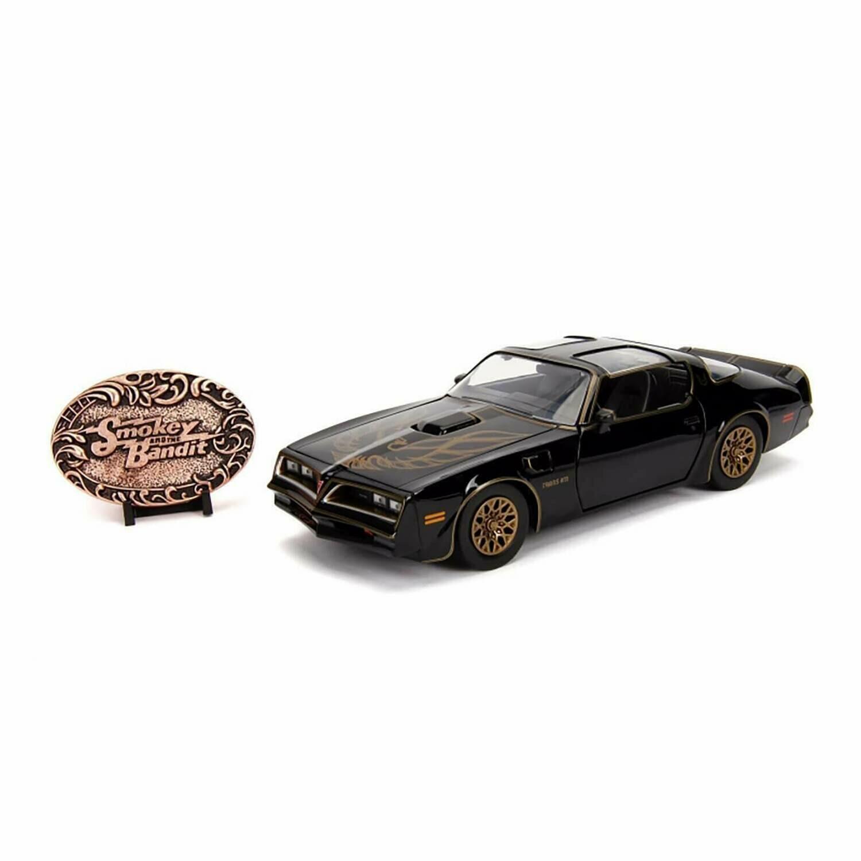 1.24 Smokey and the bandit 1977 Pontiac Fire-bird